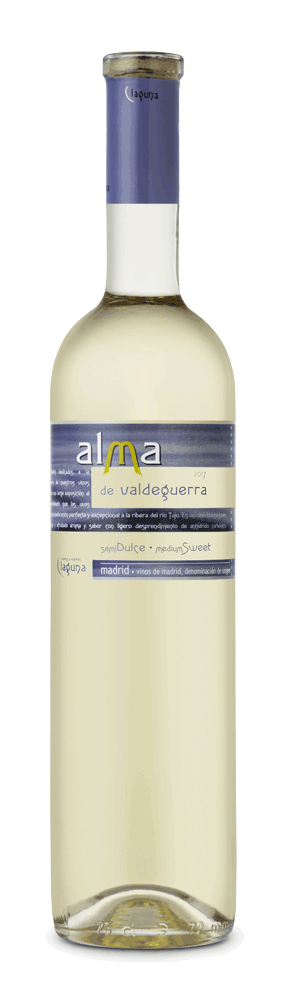Alma de Valdeguerra Blanco Semidulce